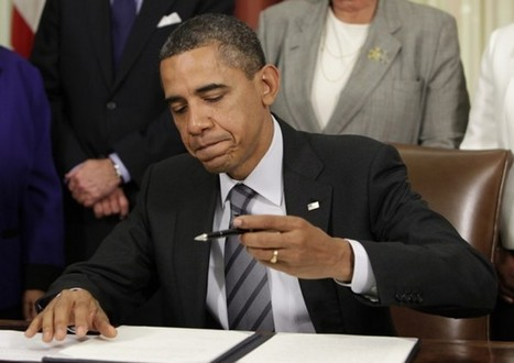 President Obama signs cyber-security executive order | Cybersecurity | Scoop.it