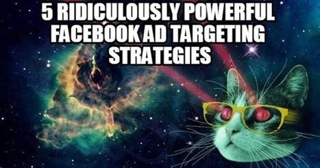 5 Powerful Facebook Ad Targeting Strategies   SEJ   DISCOVERING SOCIAL MEDIA   Scoop.it