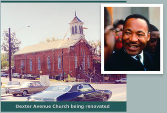Dexter Avenue King Memorial Baptist Church & Parsonage: Montgomery, AL | Project on Civil Right and Historical Land Marks | Scoop.it