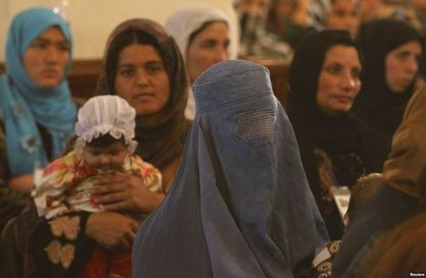 Afghan Women Silenced by Fear | Social Media Slant 4 Good | Scoop.it