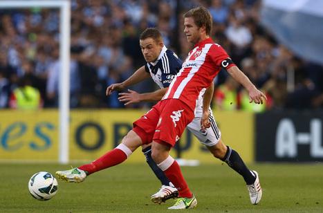 Thompson looks to future after Heart shock | A-League Gazette | Scoop.it