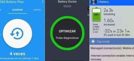Cómo alargar la duración de la batería en tu Android: 8 apps que te ayudarán - 20minutos.es | Tecnología | Scoop.it