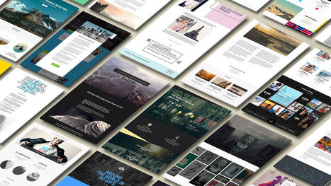 The Grid Is The Website Of The Future: It Builds Itself | Effective UX Design | Scoop.it