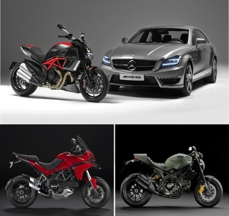 AutoIndustryInsider.com | Volkswagen Group may purchase Ducati – why? | Ductalk | Scoop.it