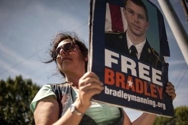 Affaire Bradley Manning: «C'est l'avenir de l'investigation journalistique qui est compromis» | DocPresseESJ | Scoop.it