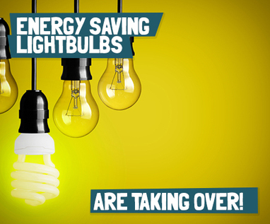 Energy saving light bulbs are taking over! | Green and Environment | Scoop.it
