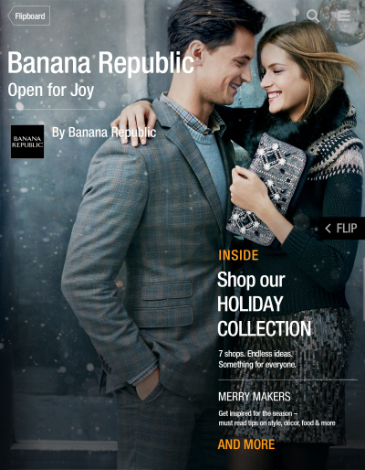 Flipboard Debuts Catalogs, Shoppable Magazines Built By Brand Advertisers, Celeb Curators And Users | Social Media Content Curation | Scoop.it