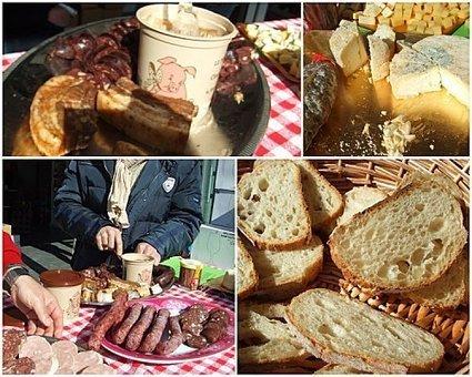 à boire, mais aussi à manger dans les off de Vinisud   Vinisud 2012 on and off   Scoop.it