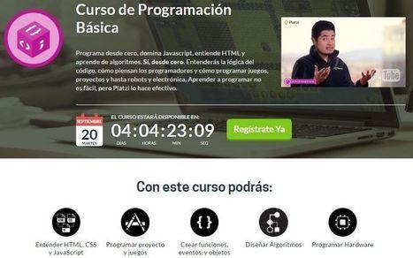 Curso de Programación Básica, online y totalmente gratuito   Educativas   Scoop.it