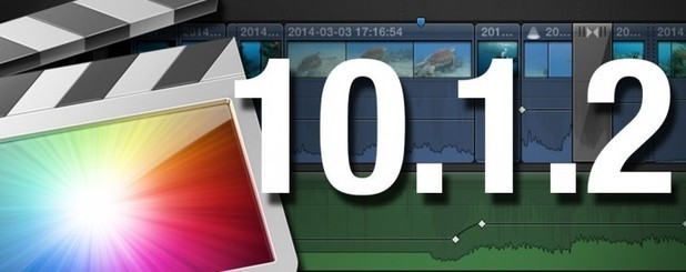 Final Cut Pro 10.1.2 Boasts Workflow Improvements and Feature Enhancements