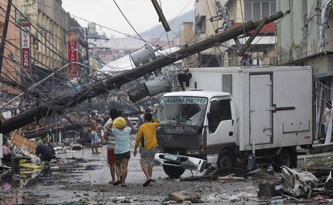 Yes, Typhoon Haiyan Was Caused by Climate Change | The Nation | Oceanography | Scoop.it