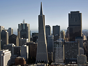 SF's Transamerica Pyramid Achieves Green Building Milestone | sustainable architecture | Scoop.it