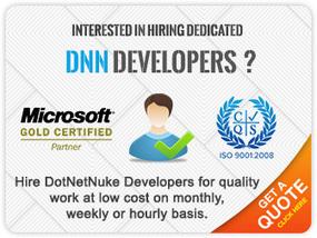 Hire DotNetNuke Programmer for DNN Module Development   expertsfromindia   Scoop.it
