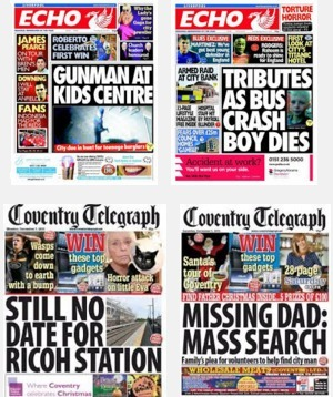 Trinity Mirror regionals face strikes over journalists' digital traffic targets | DocPresseESJ | Scoop.it
