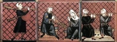 Medieval Musical Instruments   LA MUSICA Y LA GUERRA ROMANA EN SU ENTORNO   Scoop.it