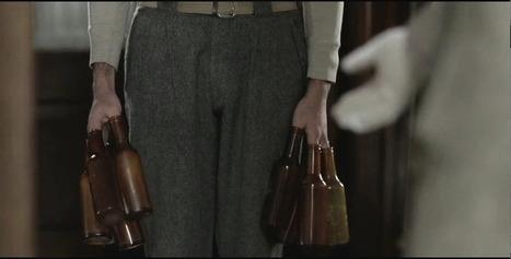 L'homme aux mains de bouteilles de bière, le film muet romantique pour Andes | Tendances publicitaires et marketing | Scoop.it