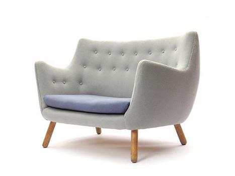 Sofa « Poet » du designer danois Finn Juhl decodesign / Décoration | Pièces par pièces | Scoop.it
