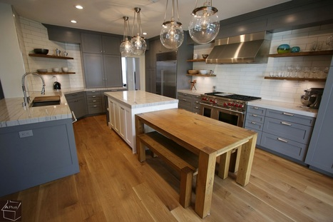 Industrial Design Build Kitchen and Home Remodel in City of Rancho Santa Margarita: APlus Interior Design & Remodeling | kitchen remodeling orange county | Scoop.it