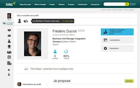 Il n'y a pas que Linkedin et Viadeo pour votre présence numérique pro ! | Web social | Scoop.it
