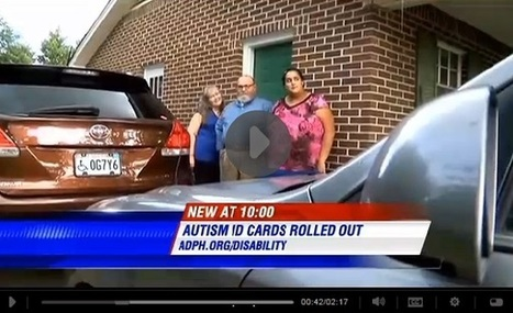 ID cards helping police interact with drivers with autism | Autism | Scoop.it