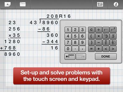 Assistive Technology Blog-Modmath App for Dysgraphic Children | Edtech PK-12 | Scoop.it