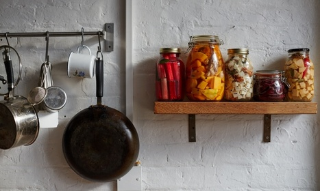 You ferment for me: pickling makes the most of seasonal produce | Health & Fitness | Scoop.it