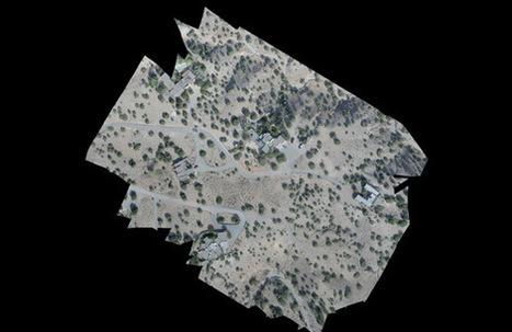 Kickstarter hopefuls promise high-res aerial maps for the masses - Register | Innovative mapping | Scoop.it