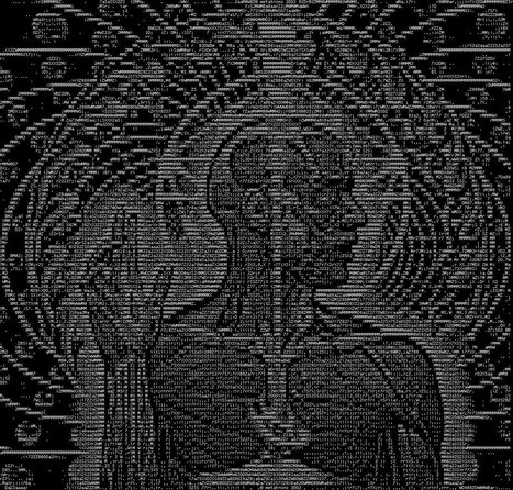 Lateralus in ASCII | ASCII Art | Scoop.it