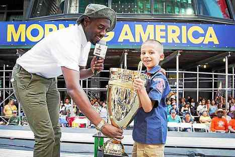Gilbertsville Cub Scout wins Pinewood Derby World Championship   Boy Scouts of America   Scoop.it