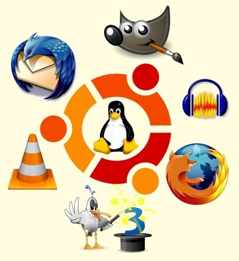 70 logiciels libres et gratuits pour apprendre et former : Carte mentale | TUICE_Université_Secondaire | Scoop.it