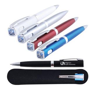 LED Torch Ballpoint Pens | Adventure | Scoop.it