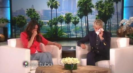 Ellen Degeneres Brings APS Teacher On Her Show And It's Amazing | Aprender y educar | Scoop.it
