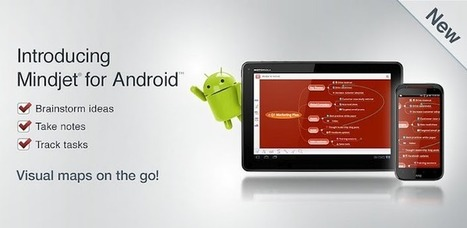 Mindjet pour Android - Applications sur l'AndroidMarket | Android Apps for EFL ESL | Scoop.it