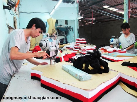 Xưởng may áo khoác nỉ, đồng phục học sinh giá rẻ tphcm | iWin Online | Scoop.it