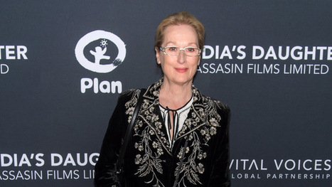 Meryl Streep Funds Lab for Women Screenwriters Over 40 | Entreprendre au feminin | Scoop.it
