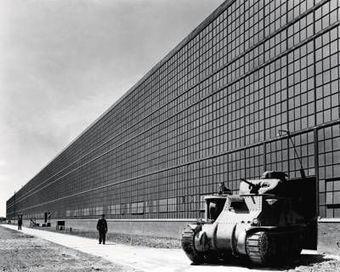 1939-45, l'archi numérote son bâti   Detroit   Scoop.it
