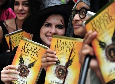 Audiobooks Turn More Readers Into Listeners as E-Books Slip | Ebook and Publishing | Scoop.it