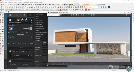 Vray for Sketchup 3.4 | SketchUp Tutorial | VRay Tutorials | Sketchup Style | Scoop.it
