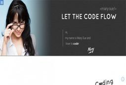 3 thèmes WordPress One Page pour des sites créatifs | Webdesign et inspiration | Scoop.it