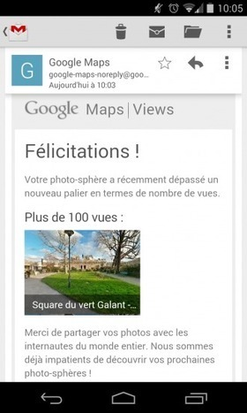 Faites visiter votre territoire aux internautes grâce aux photosphères Google - Etourisme.info | BTS Tourisme option Information et multimédia | Scoop.it