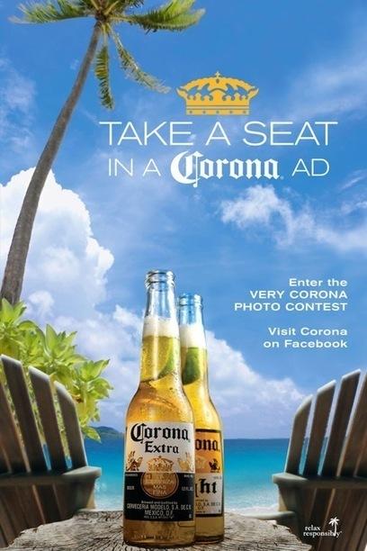 20 anuncios gráficos en el sector de bebidas alcohólicas | Publicidad en México | Scoop.it