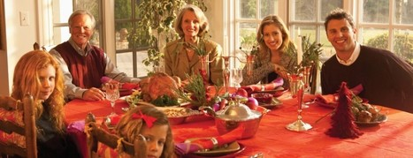 #FDThanks: Farm and Dairy's Thanksgiving Day tables | International Dairy Market Insights | Scoop.it