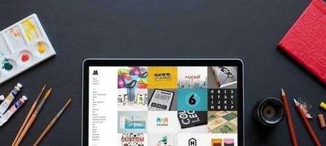 Portfolios online para dar a conocer tus trabajos de artista | apuntes sobre diseño | Scoop.it