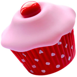 Shiri Zinn Cupcake Vibrator: October's Toy of the Month! | adult sex toys | Scoop.it