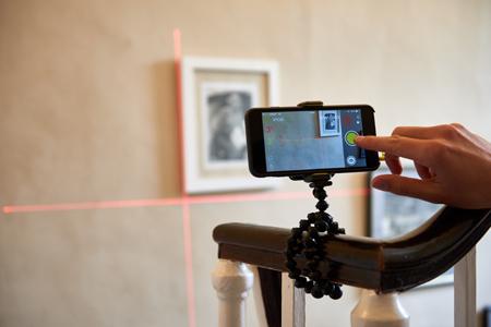 C- La première gamme d'instruments de mesure 100 % compatible avec un smartphone de RYOBI   Bricolage   Scoop.it