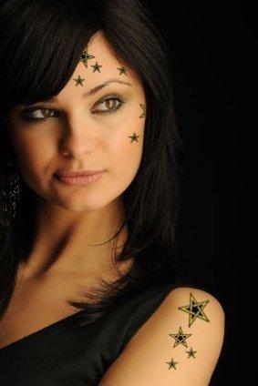 Mystical Star Assortment Temporary Tattoo Pack - 11 Assorted Stars per Pack   Niculeley's corner   Scoop.it