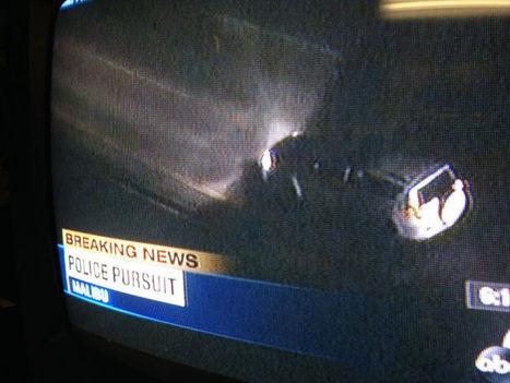 High-Speed Chase Hits Malibu Rush Hour - Malibu Times   Misty May Treanor   Scoop.it