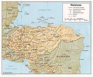 The Area of Honduras | Honduras, Russell Hooks | Scoop.it