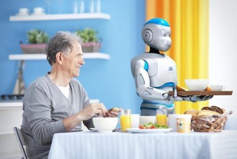 [Vidéo] ROMEO : un robot d'assistance made in France — Silver Economie | Une nouvelle civilisation de Robots | Scoop.it