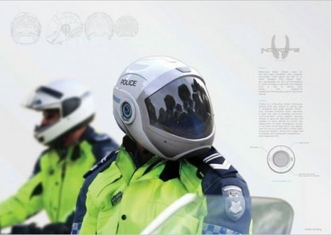 Robocop In Real Life | Giant Freakin Robot | Forcite Helmet Systems - Alfred Boyadgis | Scoop.it